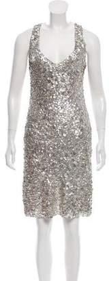 Andrew Gn Petal-Teared Dress
