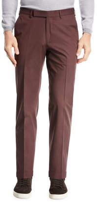 Ermenegildo Zegna Cotton Twill Pants