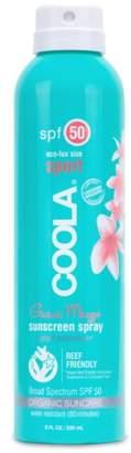 Coola R) Suncare Guava Mango Eco-Lux Sport Sunscreen Spray SPF 50