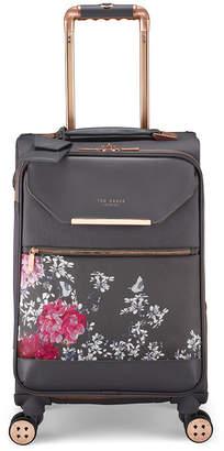 Ted Baker Albany Softside 4 Wheel Suitcase - Grey