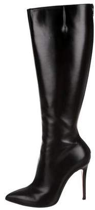 Christian Louboutin Pretty Woman 100 Boots