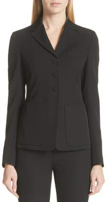 Burberry Landow Wool Jacket