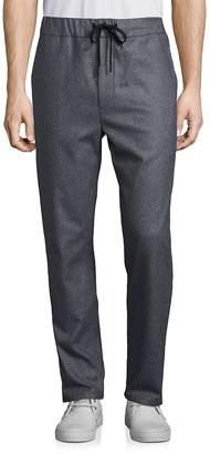 Rag & Bone Men's Everett Virgin Wool Drawstring Trousers
