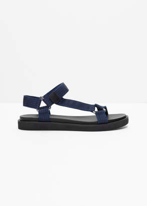 And other stories Scratch Strap Sandals