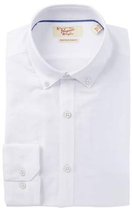 Original Penguin Oxford Solid Heritage Slim Fit Dress Shirt