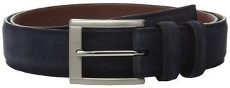 Torino Leather Co. 35MM Italian Calf Suede Men's Belts