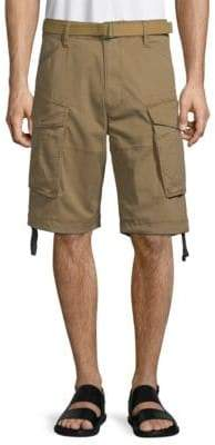 G Star Rovic Qane Belt Cargo Shorts