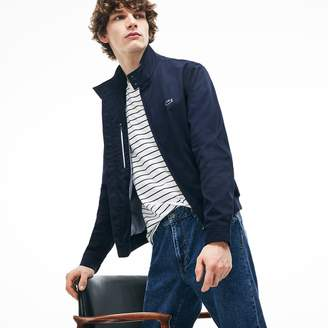 Lacoste Men's Cotton Twill Jacket
