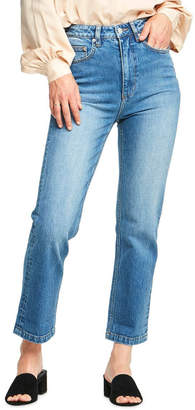 Lee High Straight Fervour Jean