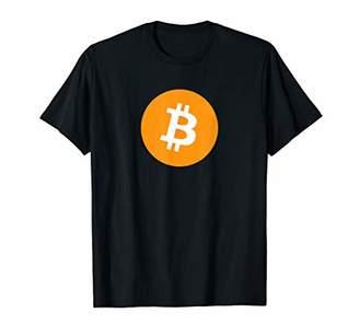 Official Bitcoin Logo t-shirt for men and women