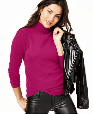 Charter Club Cashmere Turtleneck Sweater, Regular & Petite Sizes