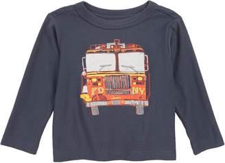 Tea Collection Fire Truck T-Shirt