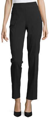 Liz Claiborne Mellinium Pull On Pant - Tall