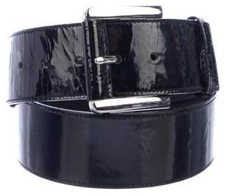 Tory Burch Patent Leather Hip Belt