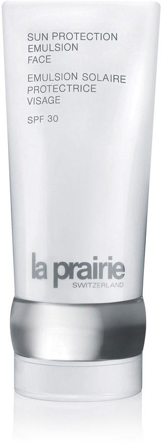 La Prairie Sun Protection Emulsion Face Suncreen SPF 30, 4.2 oz.