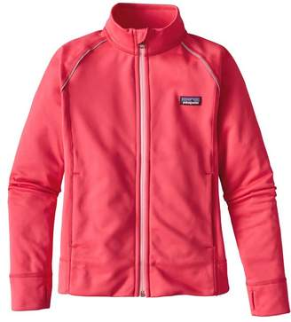 Patagonia Girls' PolyCycleTM Fleece Jacket