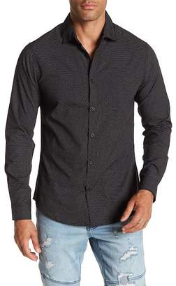 Cotton On & Co Smart Dot Slim Fit Shirt