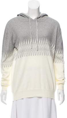 Boy By Band Of Outsiders Hooded Knit Sweater w/ Tags