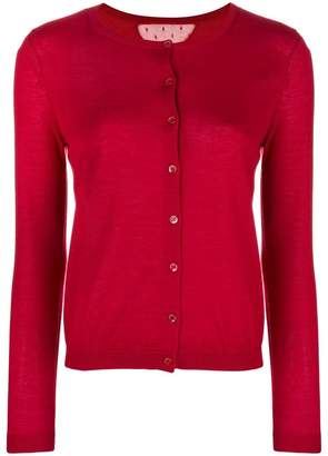 RED Valentino buttoned up cardigan