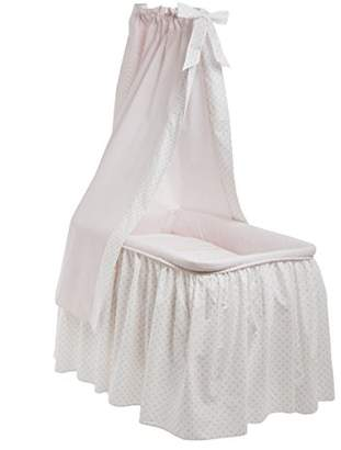 Camilla And Marc Cambrass Small Bed/Crib (55 x 81 x 65 cm, Tc Star Pink)