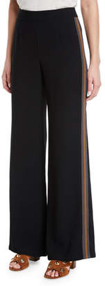 Nanette Lepore Old Town Wide-Leg Trousers