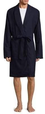 Hanro Select Cotton Robe