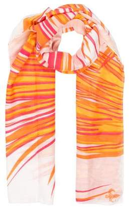 House Of Waris Multicolor Printed Scarf