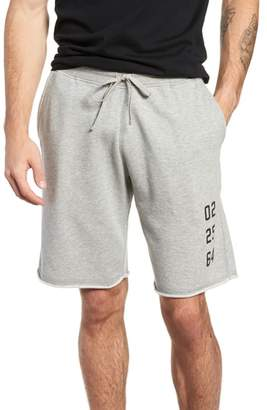 Reigning Champ Fight Night Cut Off Sweat Shorts