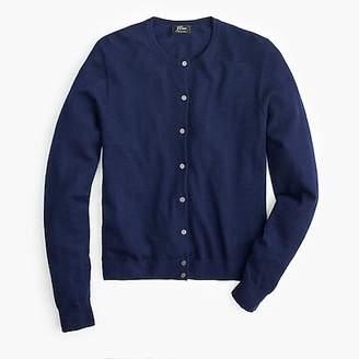 J.Crew Featherweight cashmere cardigan sweater