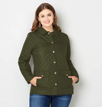 Avenue Quilted Field Jacket
