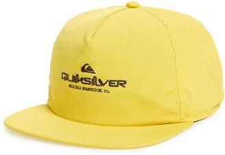 Quiksilver Originator Snapback Baseball Cap