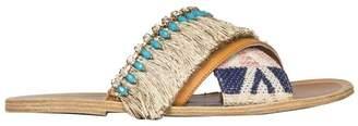 Patrizia Pepe Ethnic Sandals