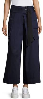 Public School Women's Afia Cotton Wide-Leg Pants