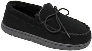 Lamo Dije California Leather Moccasin Slippers