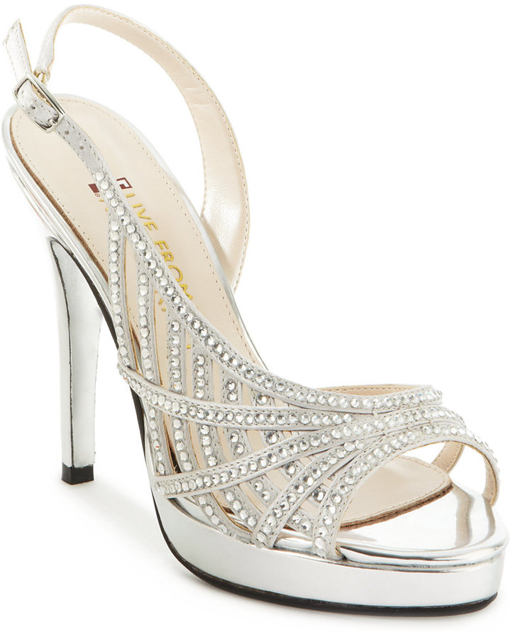 E! Live From the Red Carpet E0045 Evening Sandals