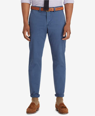 Polo Ralph Lauren Men's Big & Tall Stretch Classic Fit Chino Pants