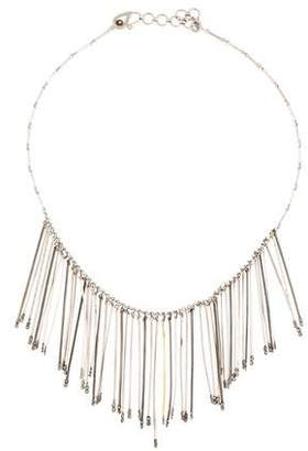 Coomi Diamond Large Stick Necklace