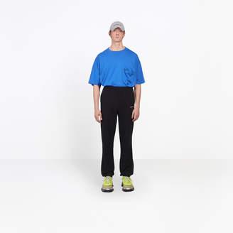 Balenciaga Classic comfortable jersey jogging pants