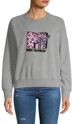 Marc Jacobs MTV Cotton Sweatshirt