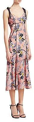 Cinq à Sept Women's Ainsley Floral-Print Dress - Size 0