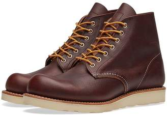 "Red Wing Shoes 8196 Heritage Work 6"" Round Toe Boot"
