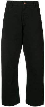 YMC wide leg jeans