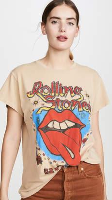 MadeWorn Rolling Stones Glitter Tee
