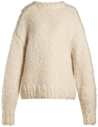 The Row Ophelia oversized cashmere sweater