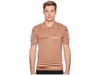 Missoni Fiammato Polo Men's Clothing