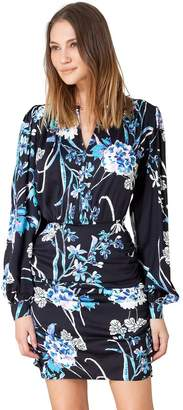 Hale Bob Pippa Satin Dress