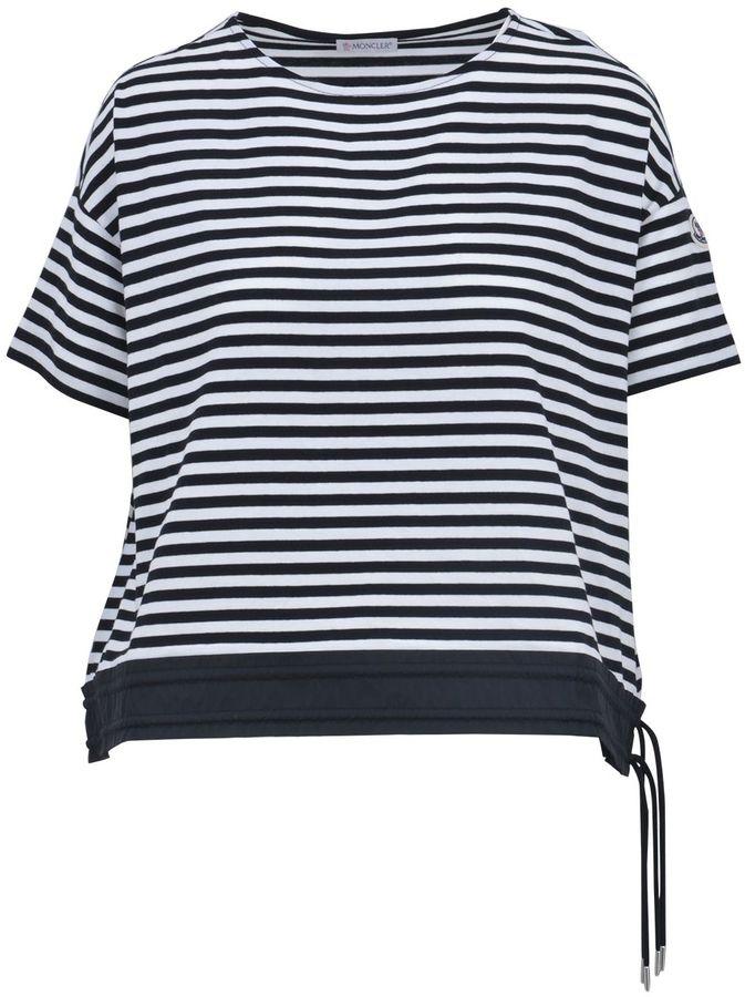 MonclerMoncler Striped T-shirt