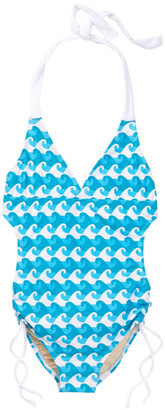 Squirtini Bikini Lilly Monokini Swimsuit (Little Girls & Big Girls) $70 thestylecure.com