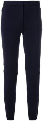 Versace slim-fit panelled trousers