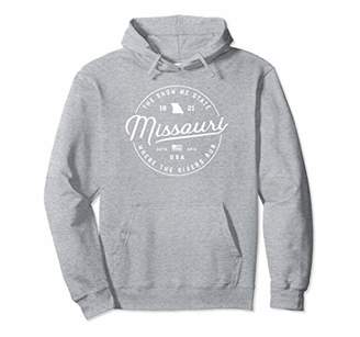 Warm Missouri Hoodie Hooded Sweatshirt Women Men Sweater USA